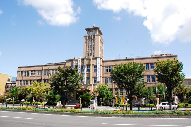 市役所の写真